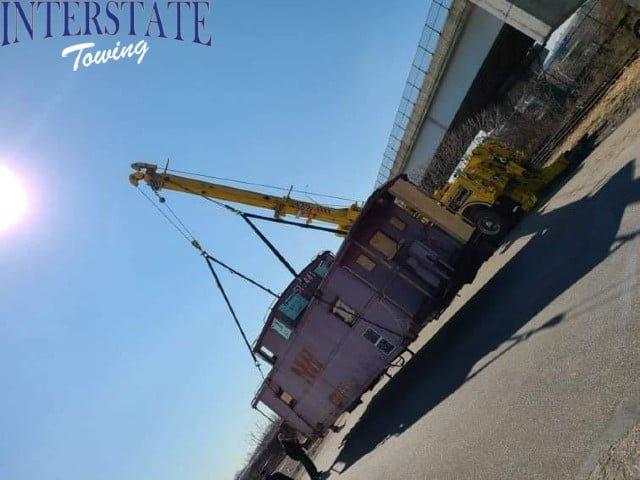Mobile Crane Service