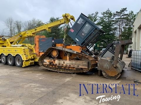 heavy equipment rigging